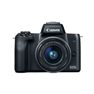 Canon EOS M50 Mirrorless Digital Camera with 15-45mm Lens mega kosovo prishtina pristina