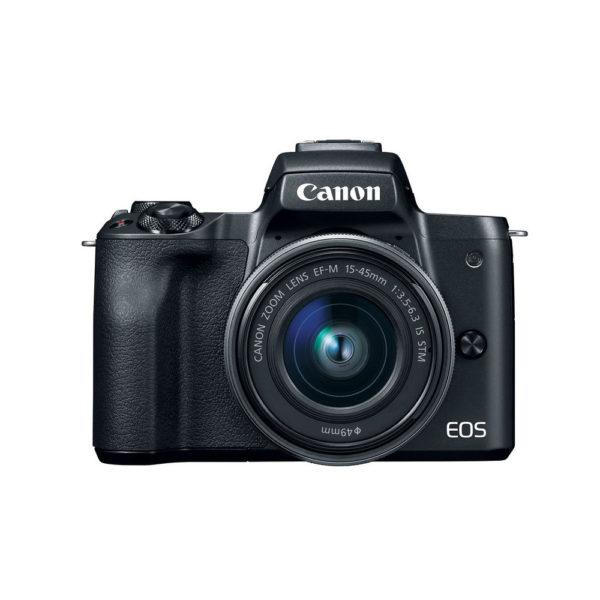 Canon EOS M50 Mirrorless Digital Camera with 15-45mm Lens mega kosovo prishtina pristina