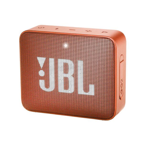 JBL GO 2 Portable Wireless Speaker Orange mega kosovo prishtina pristina