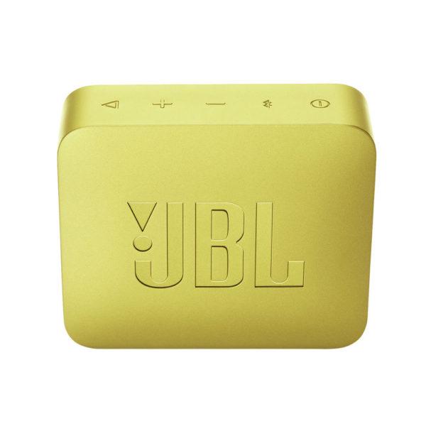 JBL Go 2 Waterproof Portable Bluetooth Speaker Yellow mega kosovo prishtina pristina