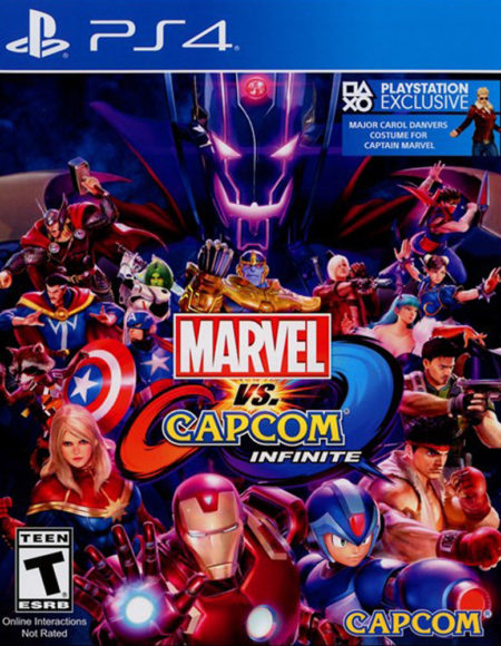 PS4 Marvel vs Capcom Infinite mega kosovo prishtina pristina