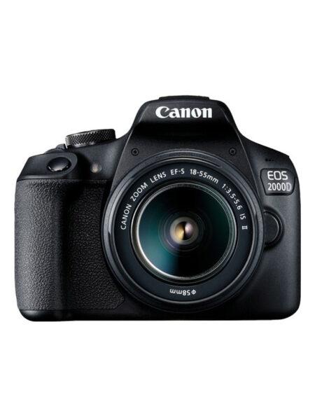 Canon EOS 2000D EF-S-18-55mm IS II mega kosovo kosova pristina prishtina