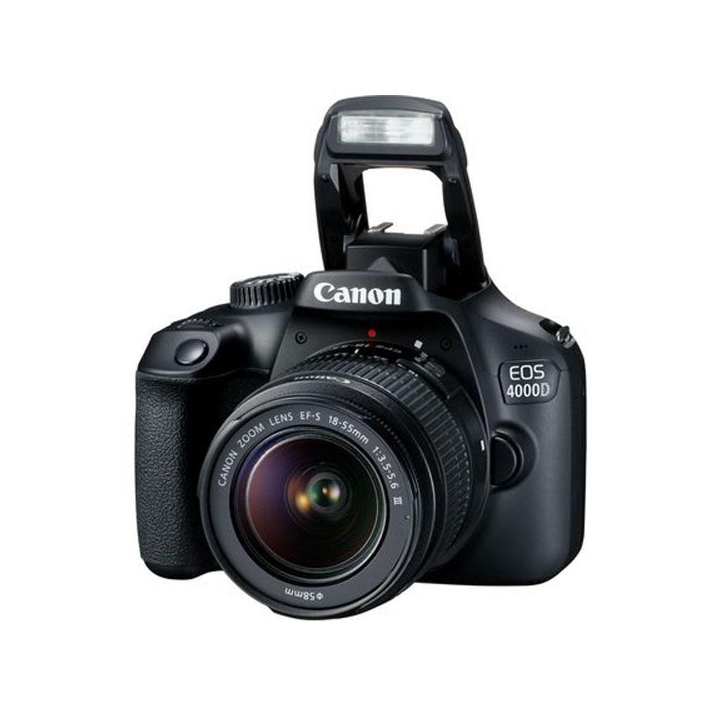 Canon Eos 2000d: Canon EOS 4000D EF-S 18-55mm III Lens