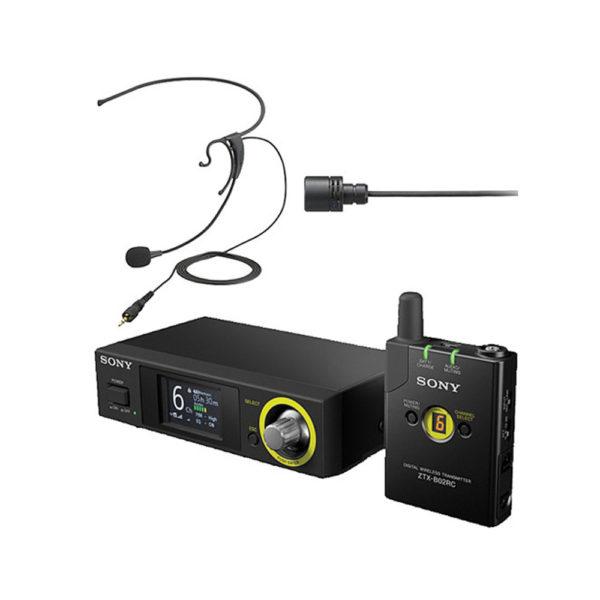 Sony DWZ Series Digital Wireless Headset & Lavalier Set mega ksoovo prishtina pristina