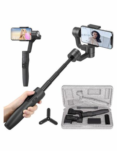 Feiyu Vimble 2S Telescoping 3-Axis Handheld Gimbal for Smartphones mega kosovo prishtina pristina skopje