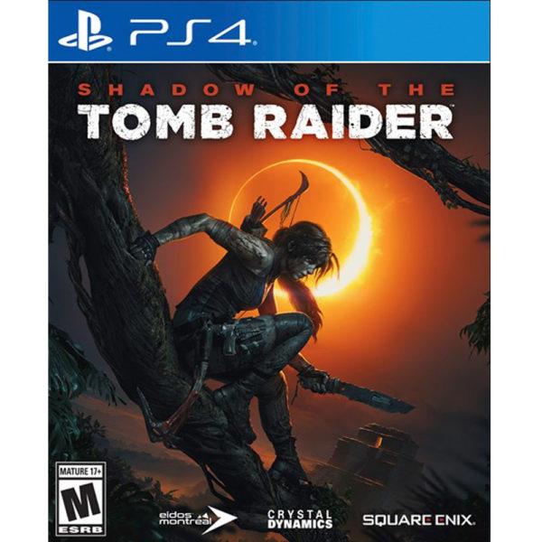 PS4 Shadow of the Tomb Raider mega kosovo prishtina pristina
