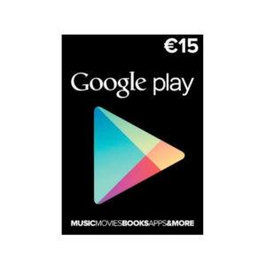 Google Play 15€ mega kosovo prishtina pristina skopje