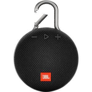 JBL Clip 3 Portable Bluetooth Speaker Black mega kosovo prishtina pristina skopje
