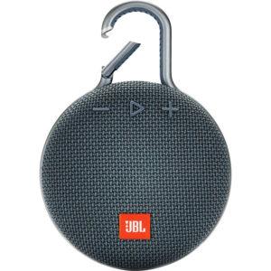 JBL Clip 3 Portable Bluetooth Speaker Blue mega kosovo prishtina pristina skopje