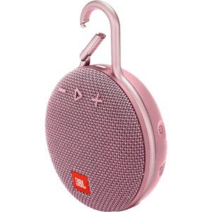 JBL Clip 3 Portable Bluetooth Speaker Pink mega kosovo prishtina pristina skopje