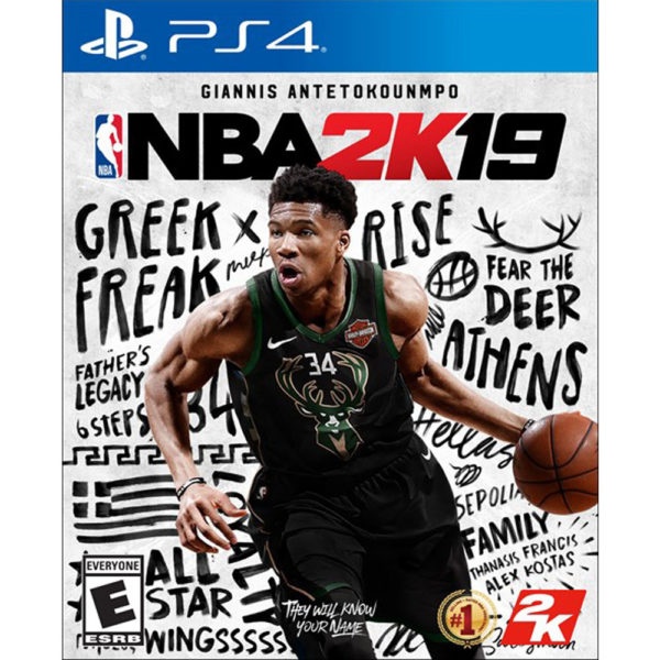 PS4 NBA 2K19 mega kosovo prishtina pristina