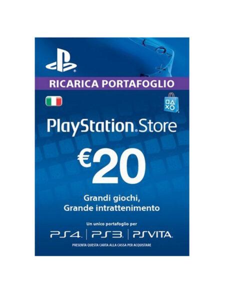 PS4 Network Card 20€ mega kosovo prishtina pristina