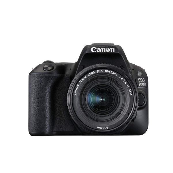 Canon EOS 200D EF-S 18-55MM IS STM mega prishtina pristina kosovo