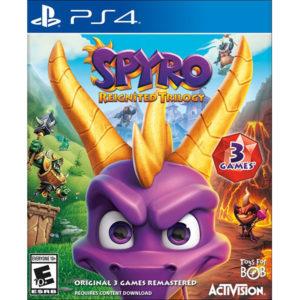 PS4 Spyro Reignited Trilogy mega kosovo prishtina pristina skopje