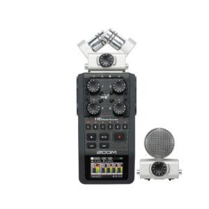 Zoom H6 Digital Handy Recorder mega kosovo prishtina pristina skopje