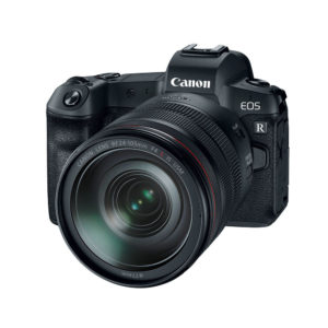 Canon EOS R Mirrorless Digital Camera with 24-105mm Lens mega kosovo prishtina pristina skopje