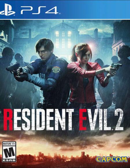 PS4 Resident Evil 2 mega kosovo prishtina pristina skopje