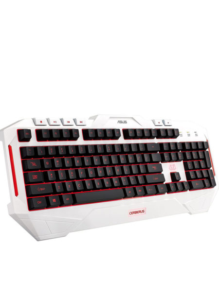 Asus Keyboard Cerberus Arctic White mega kosovo prishtina pristina skopje