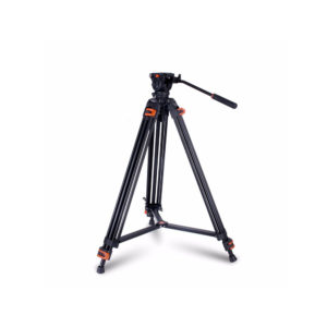 Coman Aluminium Professional Video Tripod 6KG DF16L(Q5) mega kosovo prishtina pristina skopje