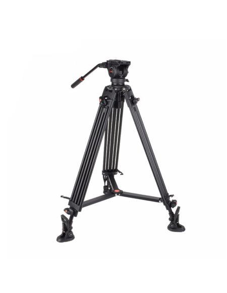 Coman Aluminium Professional Video Tripod 6KG DFX16 mega kosovo prishtina pristina skopje