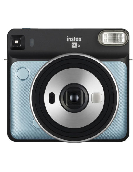 Fujifilm instax SQUARE SQ6 Camera Aqua Blue 10 + Sheets mega kosovo prishtina pristina skopje