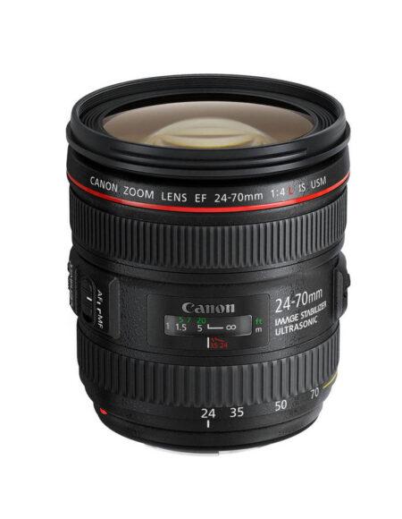 Canon Lens EF 24-70mm f/4L IS USM mega kosovo prishtina pristina