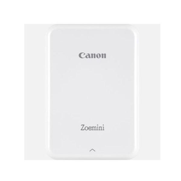 Canon Zoemini Mini Photo Printer White mega kosovo prishtina pristina skopje