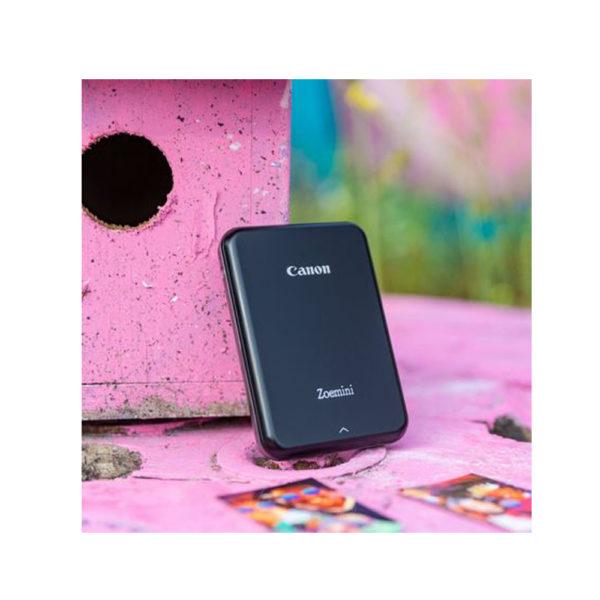 Canon Zoemini Portable Photo Printer Black mega kosovo prishtina pristina skopje