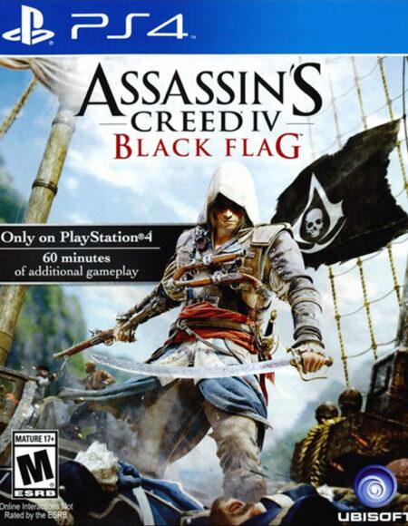 PS4 Assassin's Creed IV Black Flag mega kosovo prishtina pristina skopje