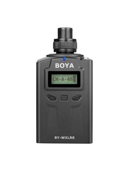 BOYA BY WXLR8 UHF Wireless XLR Transmitter mega kosovo prishtina pristina skopje