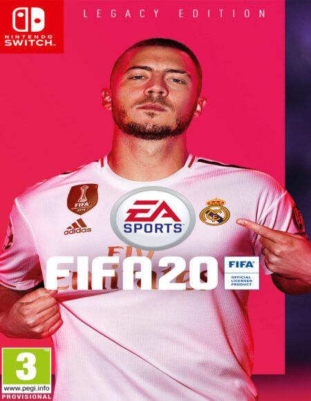 Nintendp Switch FIFA 20 mega kosovo prishtina pristina skopje
