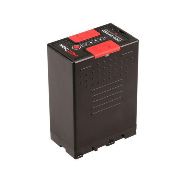 Hedbox HED-BP95D Li-Ion Battery Pack 2x D-Tap 14.4V 6700mAh USB 5V mega kosovo prishtina pristina skopje