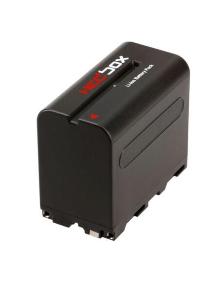 Hedbox RP-NPF970 Lithium Ion Battery Pack 7.4V 6600mAh mega kosovo prishtina pristina skopje