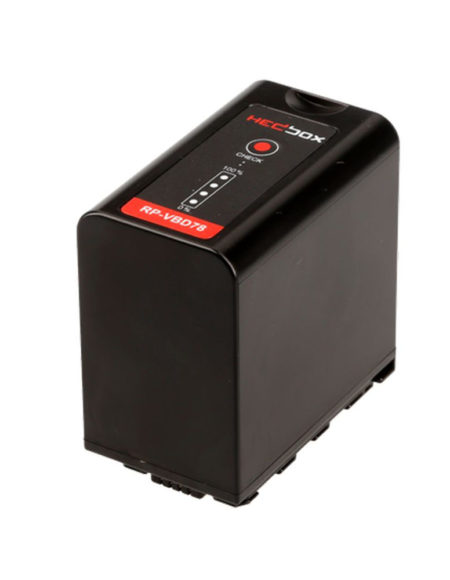 Hedbox RP-VBD78 Lithium Ion Battery Pack 7.4V 7800mAh mega kosovo prishtina pristina skopje