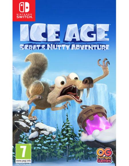 Nintendo Switch Ice Age Scrats Nutty Adventure mega kosovo prishtina pristina