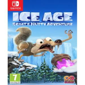 Nintendo Switch Ice Age Scrat's Nutty Adventure mega kosovo prishtina pristina
