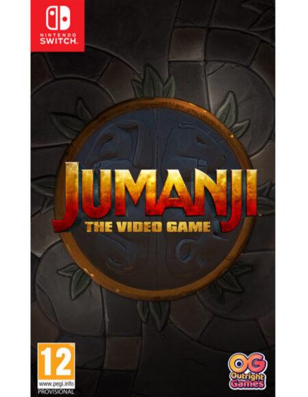 Nintendo Switch Jumanji The Video Game mega kosovo prishtina pristina skopje