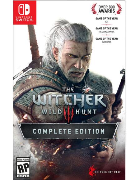 Nintendo Switch The Witcher 3 Complete Edition mega kosovo prishtina pristina skopje