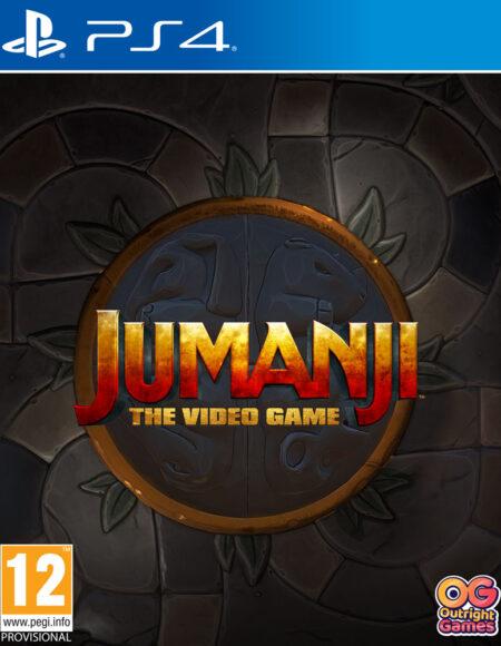 PS4 Jumanji The Video Game mega kosovo prishtina pristina
