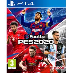 PS4 e Football PES 2020 mega kosovo prishtina pristina