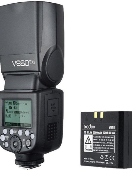 Godox VING V860IIC TTL Li-Ion Flash Kit for Canon Cameras mega kosovo prishtina pristina