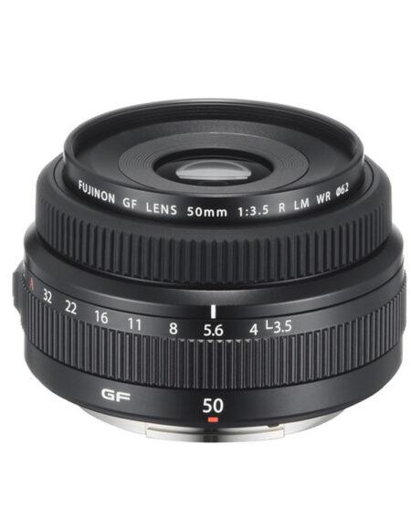 FUJIFILM GF 50mm f/3.5 R LM WR Lens mega kosovo prishtina pristina skopje