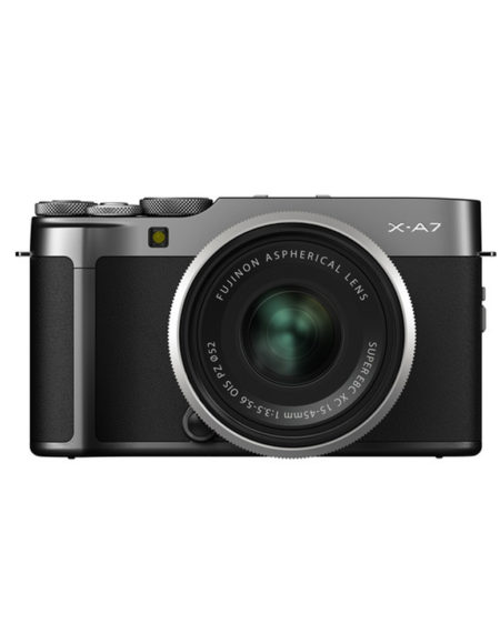 FUJIFILM X-A7 Mirrorless Digital Camera with 15-45mm Lens mega kosovo prishtina pristina skopje