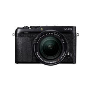 FUJIFILM X-E3 Mirrorless Digital Camera with 18-55mm Lens mega kosovo prishtina pristina skopje