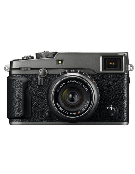 FUJIFILM-X Pro2 Mirrorless Digital Camera with 23mm f2 Lens Graphite mega kosovo prishtina pristina