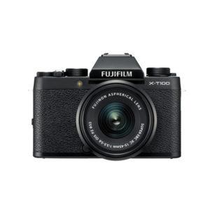 FUJIFILM X-T100 Mirrorless Digital Camera with 15-45mm Lens mega kosovo prishtina pristina skopje