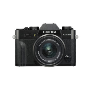 FUJIFILM X-T30 Mirrorless Digital Camera with 15-45mm Lens mega kosovo prishtina pristina skopje