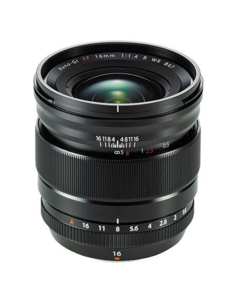 FUJIFILM XF 16mm f/1.4 R WR Lens mega kosovo prishtina pristina skopje