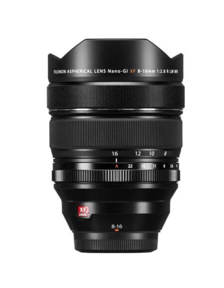 FUJIFILM XF-8-16mm f/2.8 R LM WR Lens mega kosovo prishtina pristina skopje