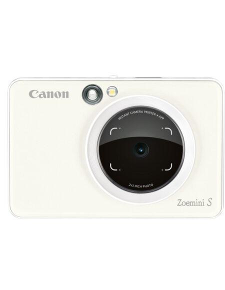 Canon Zoemini S Instant-Camera Printer Pearl White mega kosovo prishtina pristina skopje